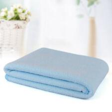 Microfiber Travel Towel 70x140cm Absorbent Fiber Beach Drying Washcloth Shower