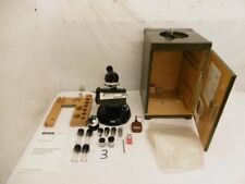 1x Zeiss Mikroskop KF Standart Junior Monokular Koi Parasit ex BW Bundeswehr (3)