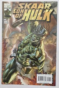Skaar Son Of Hulk #1 - Series Begins - Marvel Comics