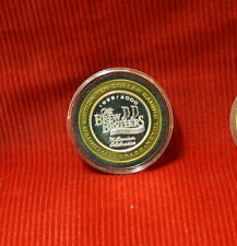 The Brew Brothers - El Dorada Casino .999 Silver Gaming Token - Free Shipping