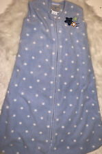🌟 Halo size small 100% polyester sleepsack Wearable Blanket Blue