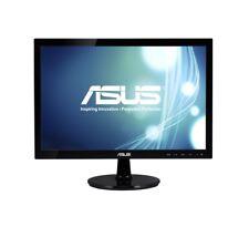 ASUS VS197DE, LED-Monitor (hochglanzschwarz)