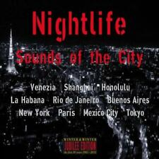 VARIOUS ARTISTS - NIGHTLIFE: SOUNDS IN THE CITY NEW CD