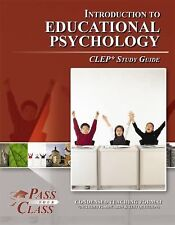 Introduction to Educational Psychology CLEP Test Study Guide NEW!