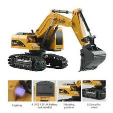 New Listing5Ch Remote Control Excavator,Remote Control Truck Rc Tractor Construction
