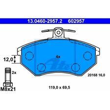 ATE Bremsbelagsatz Scheibenbremse SEAT IBIZA II (6K1)  VW CORRADO (53I)  VW GOL