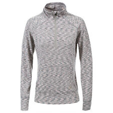 Trespass Womens Long Sleeve 1/2 Zip Pullover Gym Top Active Workout Moxie