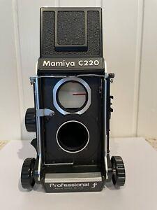 Mamiya C220 Professional F
