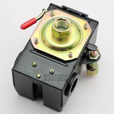 135-175PSI Single Port Air Compressor Pressure Control Switch Valve Unloader 20A