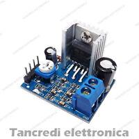 MODULO SCHEDA AMPLIFICATORE AUDIO MONO 18W TDA2030 TDA2030A (Arduino-Compatibile