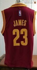 "Cleveland Cavaliers LeBron James #23 Adidas Basketball Jersey ""Youth"" Sz M"