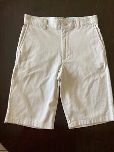 New Shorts Class Club Boys String 16 Adjustable waist Stretch Bermuda Uniform