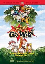 Rugrats Go Wild (DVD, 2004)
