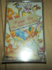 Peggy Lee: The Christmas List - Cassette - SEALED