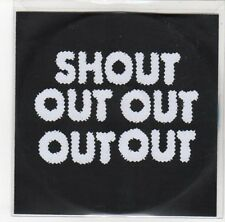 (DL429) Shout Out Out Out Out, Guilt Trips Sink Ships - 2009 DJ CD