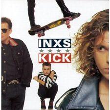 INXS KICK REMASTERED CD NEW