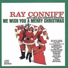 WE WISH YOU A MERRY CHRISTMAS CD RAY CONNIFF, RAY CONNIFF SINGERS NEW SEALED