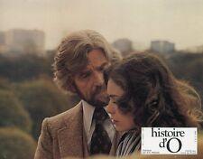 SEXY CORINE CLERY HISTOIRE D'O 1975 The Story of O VINTAGE PHOTO LOBBY CARD #14