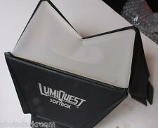 Lumiquest Softbox LQ-107 - Cracked Facing - USED D15