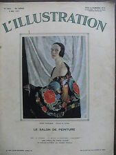 L'ILLUSTRATION 1931 N 4601 LE SALON DE PEINTURE