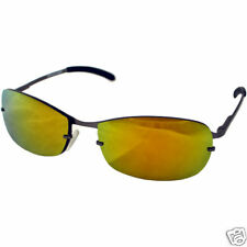 Sport Yellow Colour Mirror Lens United Sunglasses 4122