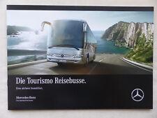 Mercedes-benz tourismo autocares autobús autobús chocó-folleto brochure 09.2017
