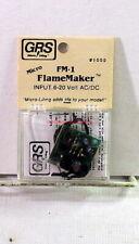 GRS 1000~FM-1~Micro FlameMaker~HO or O-Scale~NOS