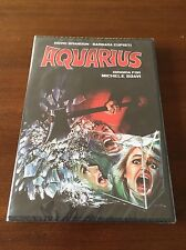 AQUARIUS - ED 1 DVD - NUEVO EMBALADO - NEW SEALED - TERROR DE LOS 80 - 86 MIN