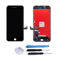 Display Set für iPhone 7 Plus mit RETINA LCD Glas Komplett Front Schwarz