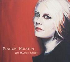 PENELOPE HOUSTON - ON MARKET STREET  CD NEW