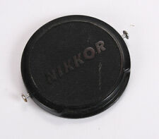 NIKON CAP, 52MM CLIP ON NIKKOR, METAL BUTTONS, F/F2 ERA/215579