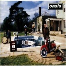 OASIS - BE HERE NOW  CD HARD ROCK-METAL-PUNK-GROUNGE