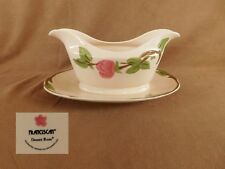 Franciscan Desert Rose GRAVY BOAT & UNDERPLATE have more items to set