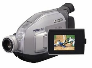 Panasonic VHS-C Camcorder Palmcorder PV-L453  ~ BRAND NEW