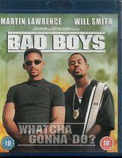 BAD BOYS - Will Smith, Martin Lawrence, Tea Leoni - Blu-Ray