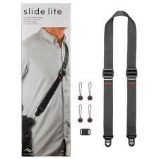 Peak design Slide Lite SLL-BK-3 Black tracolla rapida per mirroless