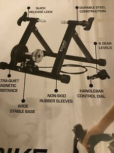 indoor bike trainer stand NIB Duro Sport