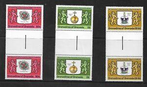Grenada Gren.1978 Coronation MNH Gutter Set