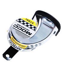 Motorcycle Loud Chrome Horn For Ducati Monster Buell KTM Aprilia Triumph