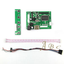 HDMI LVDS LCD Controller Board Kit for LP156WH4 TLA1 TLN1 1366x768 LCD Panel