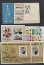 Falkland Islands 3 Pages MNH / First Day Cover / Booklets $106+