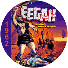 "Eegah (1962) Sci-Fi and Horror NR CULT ""B"" Movie DVD"