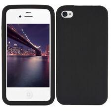 Handyhülle für Apple iPhone 4 4S Hülle Handy Case Cover Silikon Schutzhülle