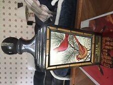 JIM BEAM WHISKEY Cardinal Collectors Bottle James Lockhart -Bottle Only