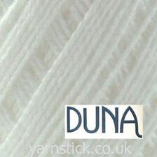 Cotone bianco per lavoro ad uncinetto cotone