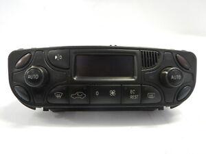 Mercedes Sportcoupe 203CL Klimabedienteil 2038300585 digital mit Klimaautomatik