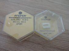 Inutilizzato Pfeifer sga11967 per n20c mc6s mc6 621881 12 mesi di garanzia *