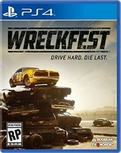Wreckfest for PlayStation 4 [New Video Game] PS 4