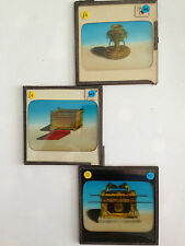 Three Magic Lantern Slides (2)