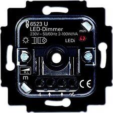 Busch-Jäger LED Dimmer-Einsatz 6523U-102 uP Drehdimmer